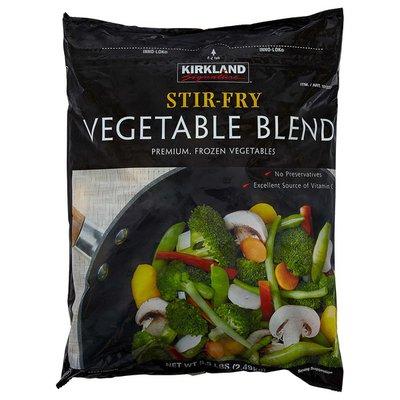 Kirkland Signature Stir Fry Vegetables, 5.5 lb