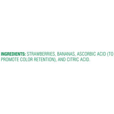 Dole Sliced Strawberries & Bananas