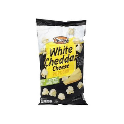 Clancy's White Cheddar Cheese Popcorn