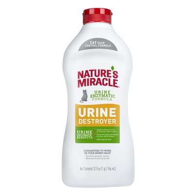 Nature's Miracle New Cat Urine Destroyer