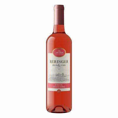 Beringer Main & Vine™ White Zinfandel Pink Wine