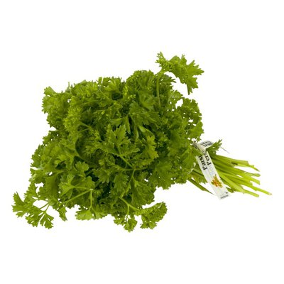 Organic Curly Parsley, Bunch