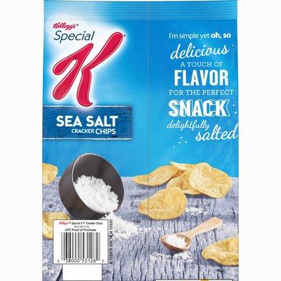 Kellogg's Special K Cracker Chips Sea Salt