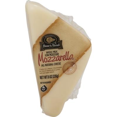 Boar's Head Whole Milk Low Moisture Mozzarella Cheese