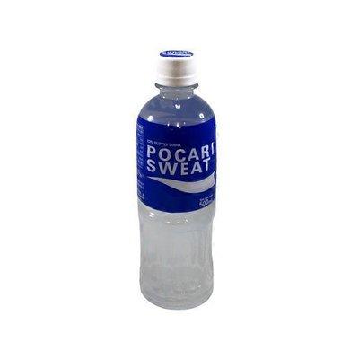 Pocari Plastic Sweat Drink
