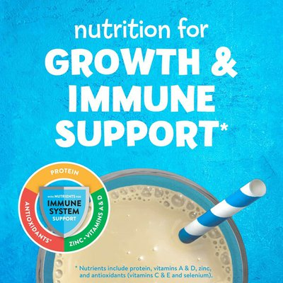PediaSure Grow & Gain Kids' Nutritional Shake Vanilla