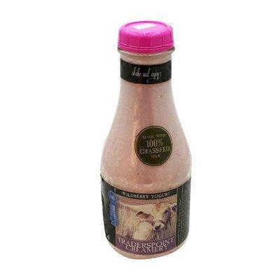 Traderspoint Creamery Organic Wild Berry Yogurt