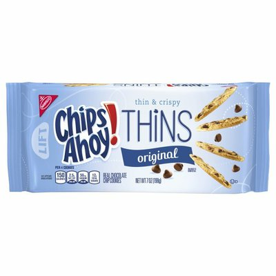 Chips Ahoy! Thins Original Chocolate Chip Cookies