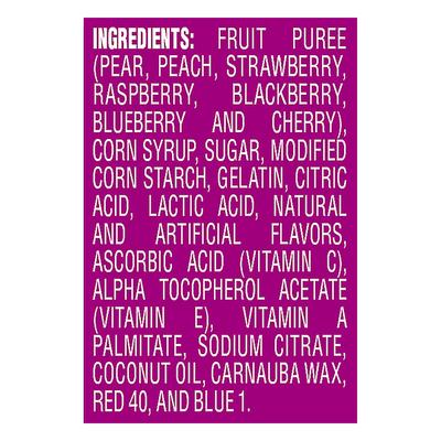 Welch's Fruit Snacks, Berries 'n Cherries