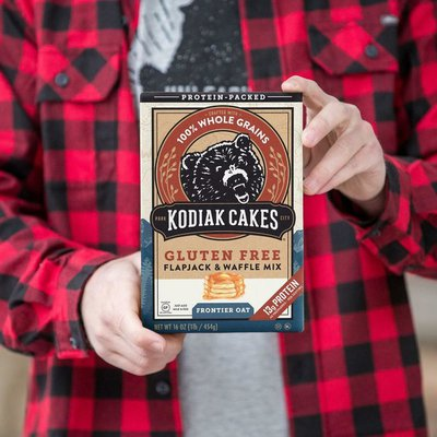 Kodiak Cakes Gluten Free Frontier Oat Flapjack & Waffle Mix