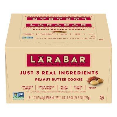 Larabar Gluten Free Bar, Peanut Butter Cookie, Dairy Free