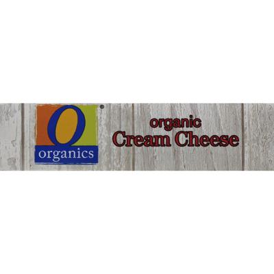 O Organics Cream Cheese, Organic