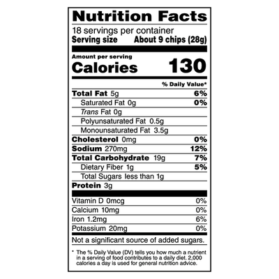 Stacy's Pita Chips Multigrain Party Size