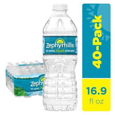 Zephyrhills Natural Florida Spring Water