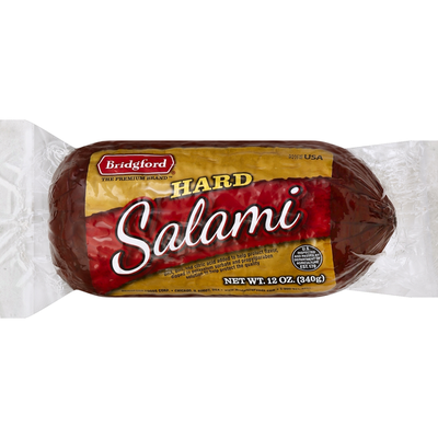 Bridgford Salami, Hard