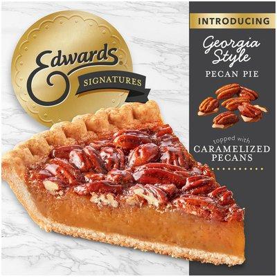 Edwards Signatures Georgia Style Pecan Pie