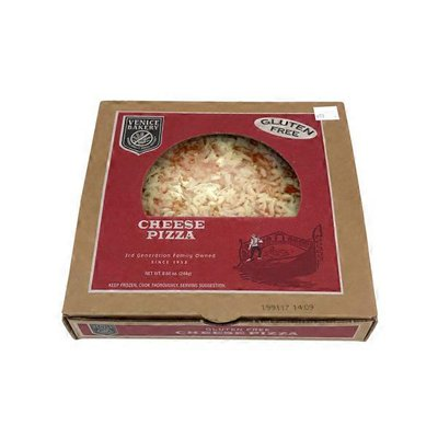 Venice Baking Co. Gluten Free Cheese Pizza
