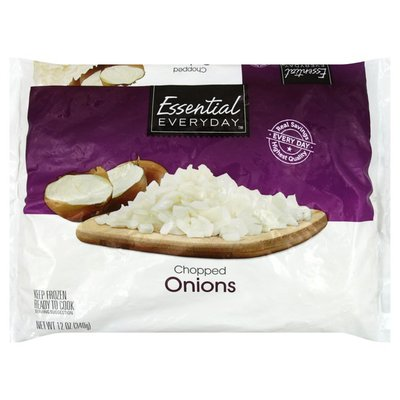 Essential Everyday Onions, Chopped