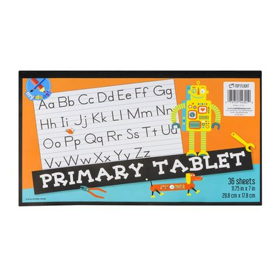 Top Flight Primary Tablet - 36 Sheets