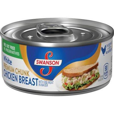 Swanson® Premium White Chunk Chicken Breast in Water
