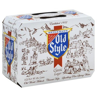 Old Style Beer, Classic Lager