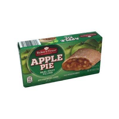 Baker's Treat Lunchbox Apple Pie