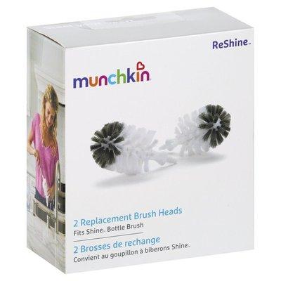 Munchkin Brush Heads, Replacement
