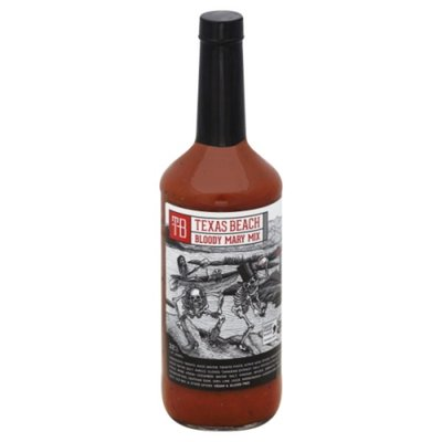 Texas Beach Bloody Mary Mix