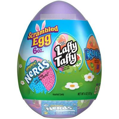 Laffy Taffy Candy, Scrambled Egg, Shrink Wrapped
