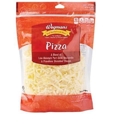 Wegmans Shredded Pizza Cheese