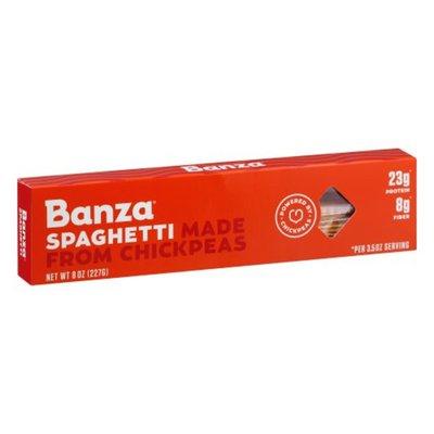 Banza Spaghetti, Made With Chickpeas