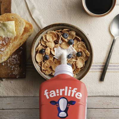 fairlife Whole Ultrafiltered Milk, Lactose Free