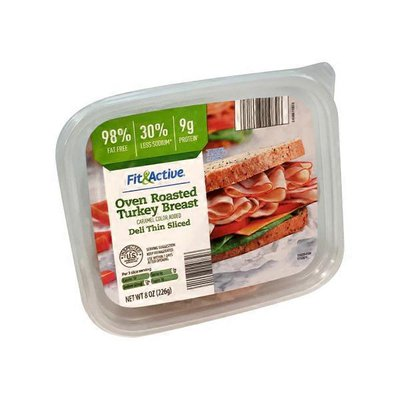 Fit & Active Oven Roasted Turkey Tub