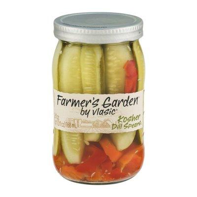 Farmer's Garden by Vlasic Kosher Dill Spears