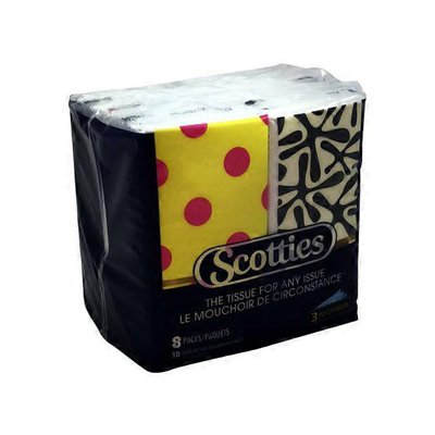 Scotties Premium Facial Tissues