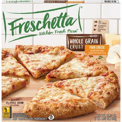 FRESCHETTA Whole Grain Crust Four Cheese Pizza