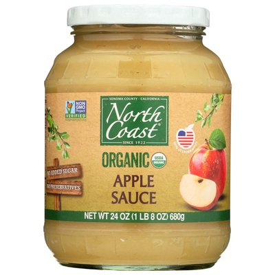 North Coast Organic Organic Apple Sauce