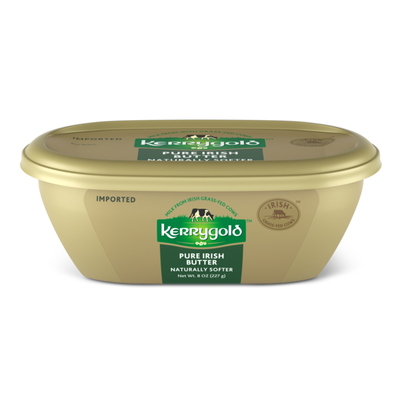 Kerrygold Grass-Fed Softer Butter Tub