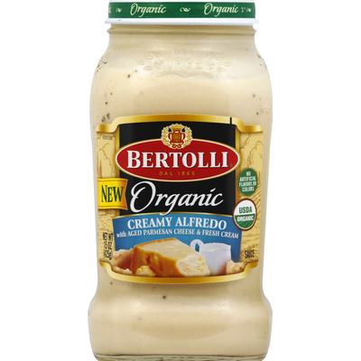 Bertolli Sauce, Creamy Alfredo