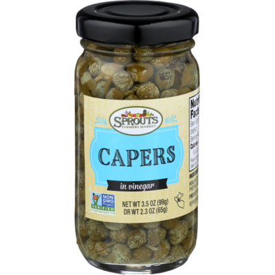 Sprouts Capers in Vinegar