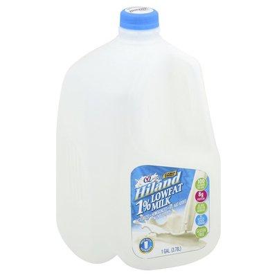 Hiland Dairy Milk, Lowfat, 1% Milkfat