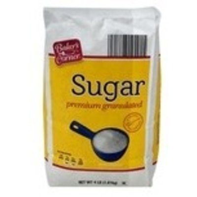 Baker's Corner Granulated Sugar