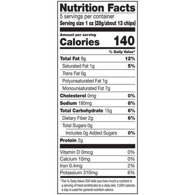 Kettle Brand® Salt & Vinegar Kettle Potato Chips