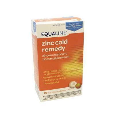 Equaline Citrus Zinc Cold Remedy