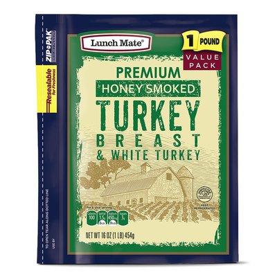 Lunch Mate Honey Smoked Turkey Breast