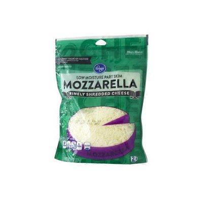 Kroger Mozzarella Finely Shredded Cheese