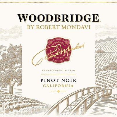 Woodbridge by Robert Mondavi Pinot Noir Red Wine