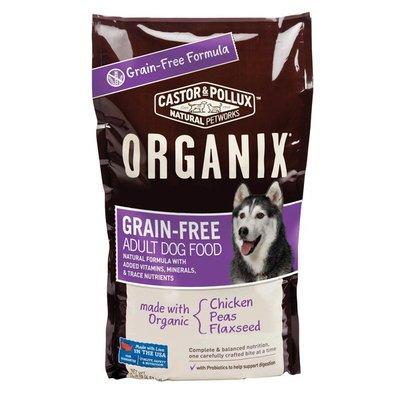 Castor & Pollux Organix Grain-Free Adult Dry Dog Food