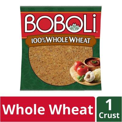 Boboli 100% Whole Wheat Thin Pizza Crust