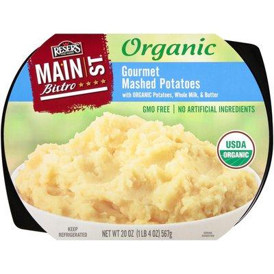Reser's Main St. Bistro Organic Gourmet Mashed Potatoes